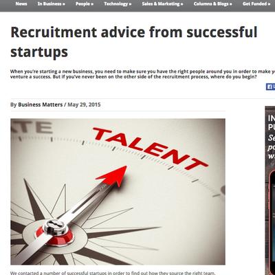 Business Matters - Recruitment Advice