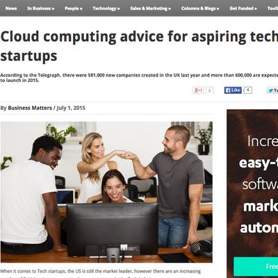 Business Matters - Cloud Computing