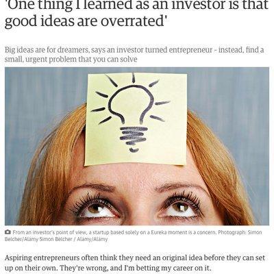 The Guardian - Big ideas