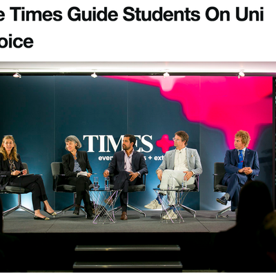 The Sunday Times Good University Guide Debate