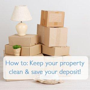 Housekeep How To: Clean your Rental Property