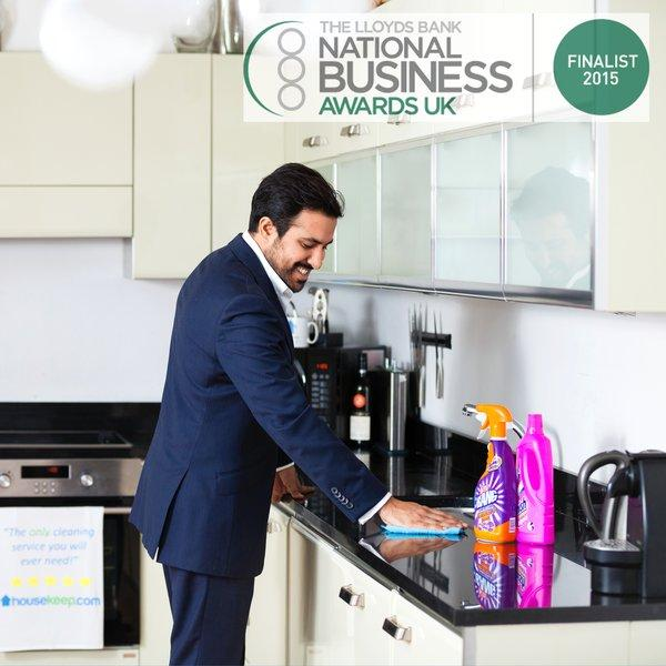 Inside Housekeep: Finalist in the National Business Awards