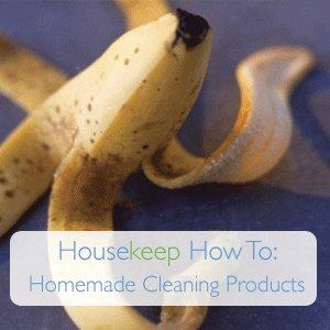 6 Amazingly Easy-to-Make Home Cleaning Products You Need Now