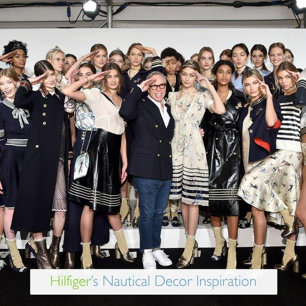 New York Fashion Week: How to get Tommy Hilfiger's nautical look