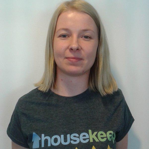 Housekeeper of the week: Agata