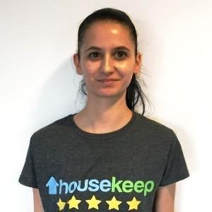 Housekeeper of the week: Andreea