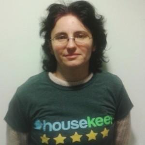 Housekeeper of the week: Luciana
