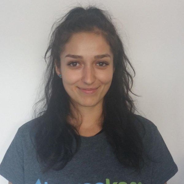 Housekeeper of the Week: Iuliana