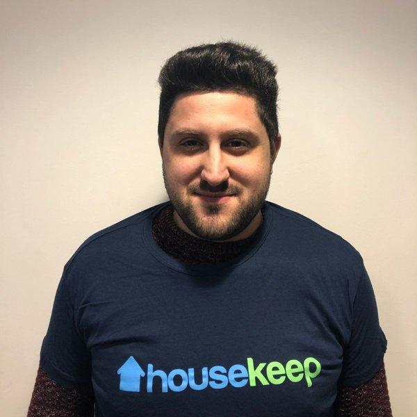 Housekeeper of the Week: Cosmin