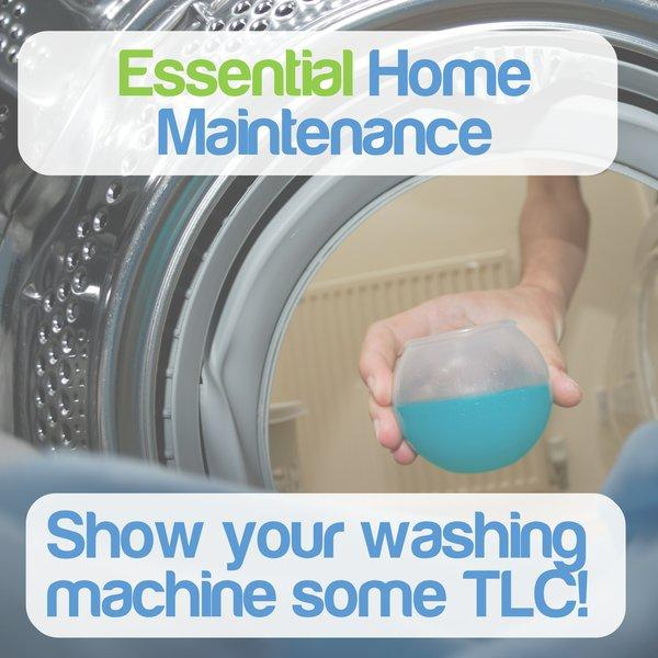 Housekeep How to: Clean your Washing Machine