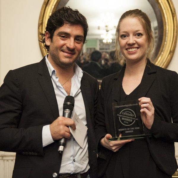Housekeep continue winning streak - O2 Smarta 100 and The Good Web Guide Award Results
