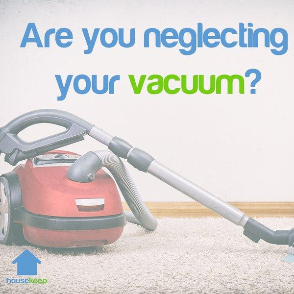 Housekeep How To: Clean Your Hoover